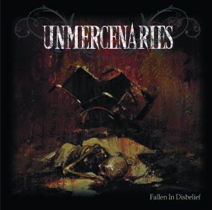 Unmercenaries- Fallen In Disbelief-2014 cover