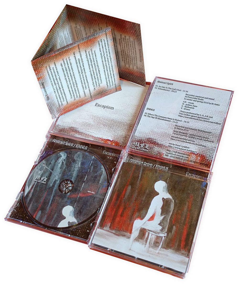 Abstract Spirit-ENNUI-Escapism (split CD)-30.06.2014-MFL-Records